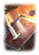 Svařování hliníku metoda TIG AC/DC Co znamená TIG AC/DC? Invertorové stroje pro svařování TIG střída...