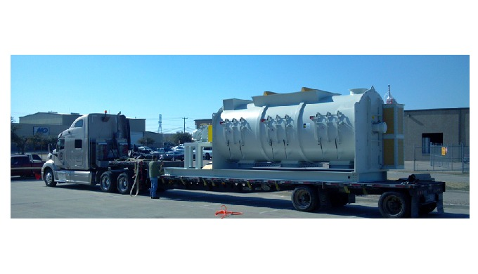 Mixers Excellence in Mixing Technology Backed Up by Thousands of Application References Across All I...