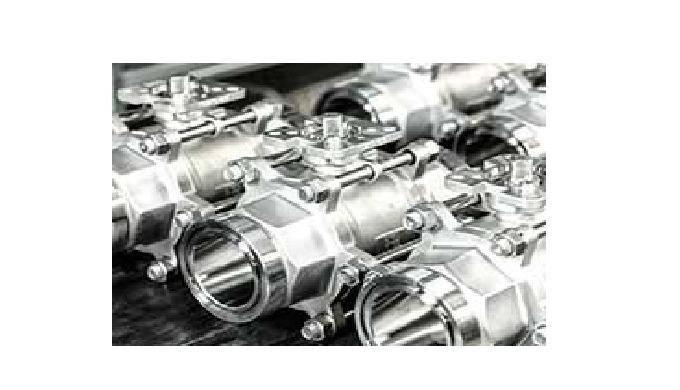 Průmyslové armatury - uzavírací ventily