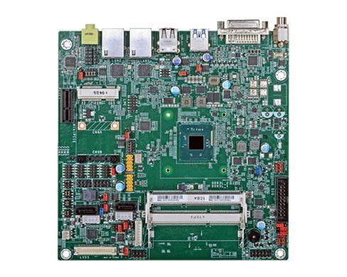 Intel® Atom™ E3800 Mini-ITX 2 DDR3L SODIMM up to 8GB 1 DVI-I, 1 LVDS Expansion: 1 PCIe x1, 1 Mini PC...