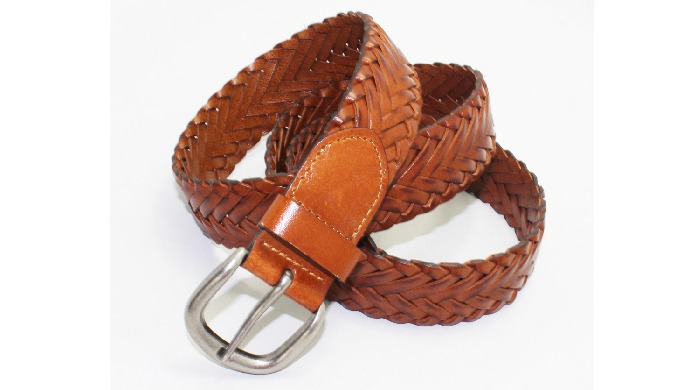 Name:100% Genuine leather belts Item no.:40-13016 Specifications: width:4.0cm size:32