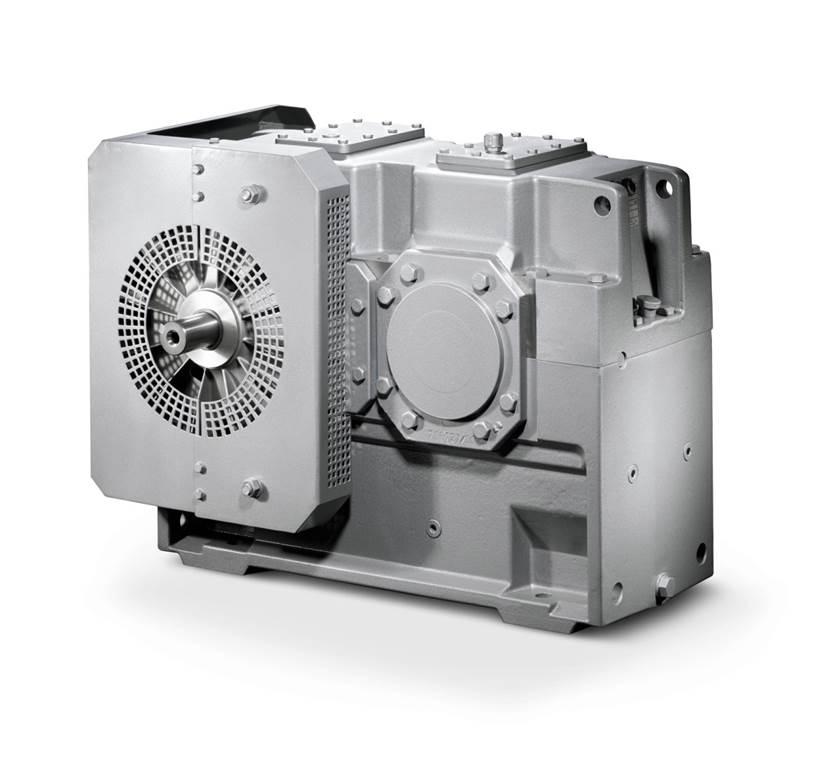 Kegelradgetriebe / Vertikal / für Bergbau-Muldenkipper