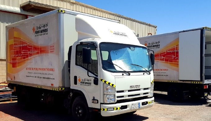 One of the reasons why we are one of the best moving companies in Yanbu is that we can provide you w...