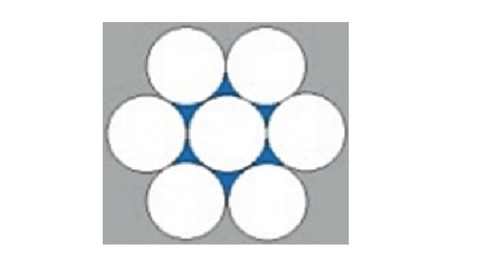 Jednopramenná ocelová lanka pro elektrotechnický průmysl