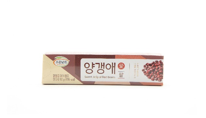 O-happy day Red bean jelly O-happy day Red bean jelly
