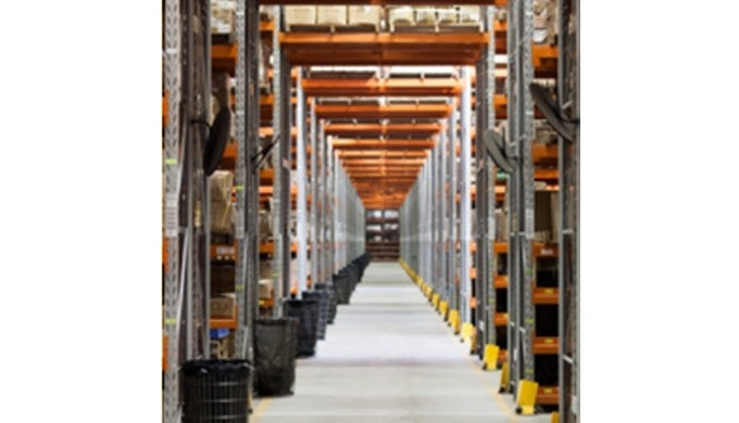 Flooring – Warehouse and distribution centres
