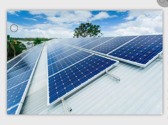 DIMEO, spécialiste en installation des centrales solaires, vous présente des panneaux solaires sur t...