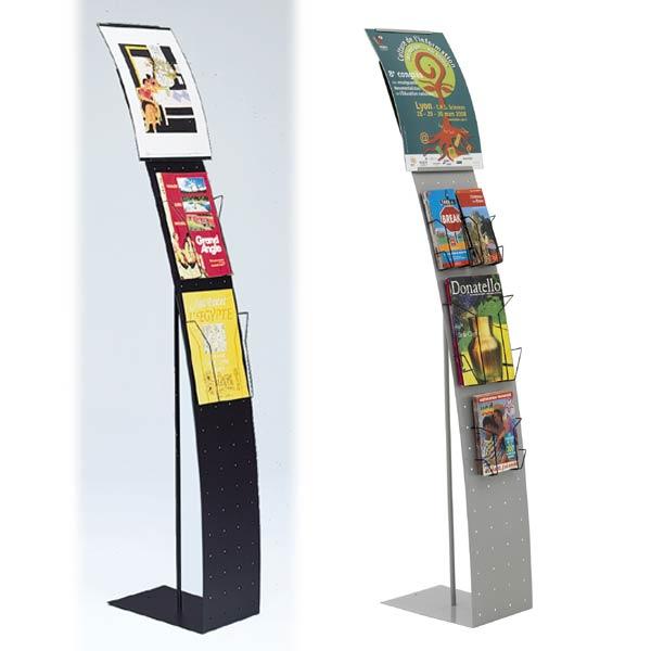 Lignes galbées, esthétiques et fonctionnellesUtilisation en accueil, agence, boutique ou bureau pour...
