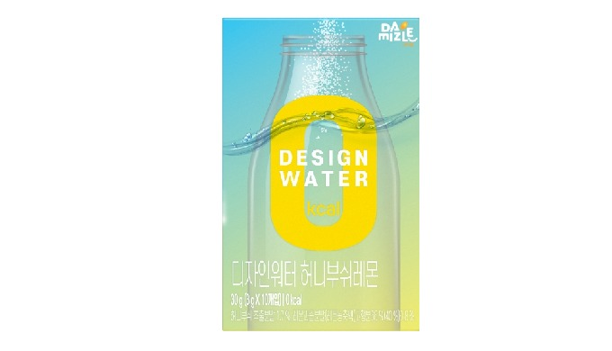 Design Water (Honeybush Lemon,  Mixed Fruit)