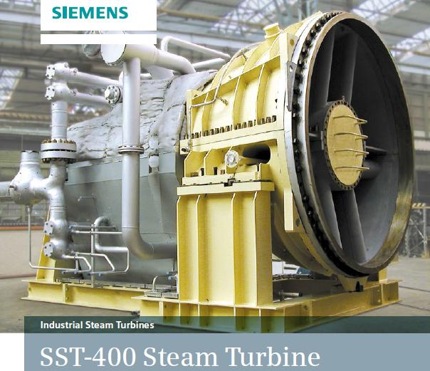 Parní turbíny SST-400