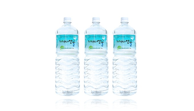 A Gift of Nature 1.8L | Natural Akaline Water