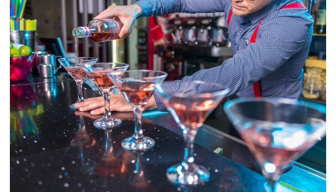 Prompt, Friendly, and Professional. The most important qualities of any bartender.