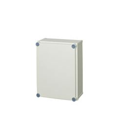 Les Coffrets QUICK sont fabriqués à l'aide de polycarbonate ou d´ABS présentant une haute résistance...