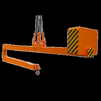 Tento typ zařízení slouží pro vykládku a nakládku materiálu z těch typů kontejnerů, u kterých je mož...