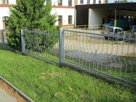 Ploty - ploty pletivové, ploty ocelové, ploty s dřevěnou výplní, plotové sloupky