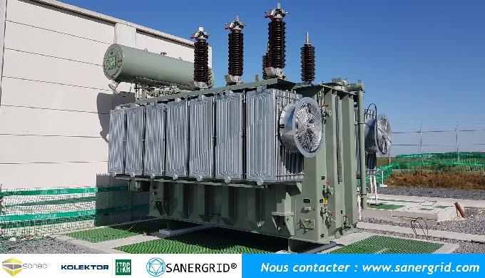 Transformateurs de puissance KOLEKTOR ETRA, transformateurs à huile de 10 à 500 MVA et jusqu'à 420 k...