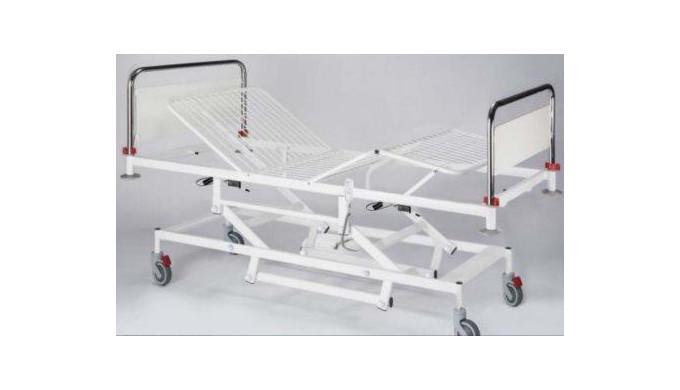 Кровати для госпиталей и больниц с электрическим регулированием.