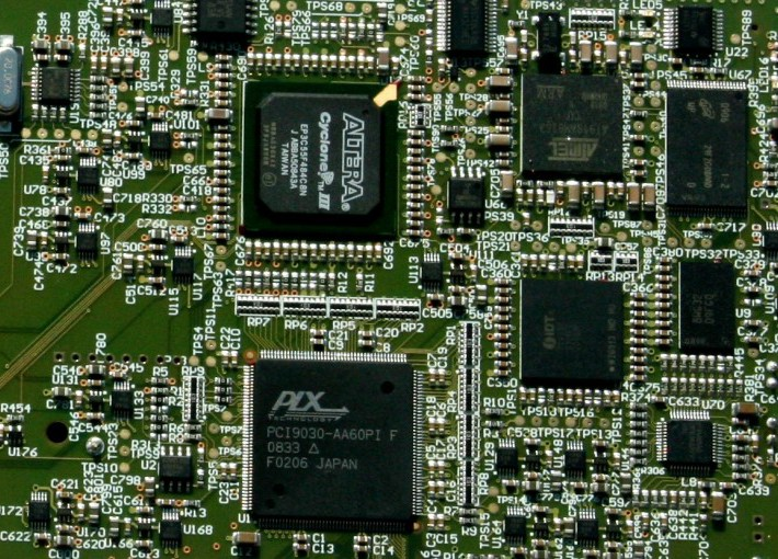 Elektronikfertigung (EMS)