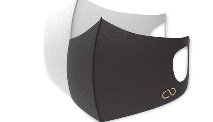Cu-FreeOn Anti-Bacterial Mask AEROCOOL Polyester Yarn + ELEX Copper Fiber + SPANDEX Synthetic Fiber ...
