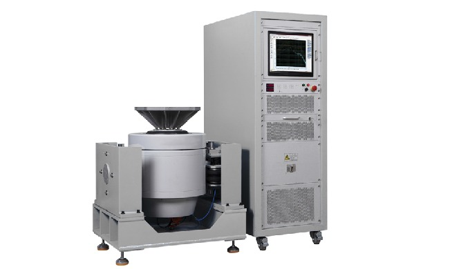 Electrodynamic shaker test system is intended to simulate the vibration conditions including Sine, R...