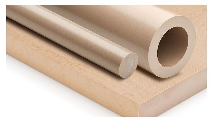 Vysokovýkonný, vysokoteplotní, semikrystalický termoplast TECAPEEK natural