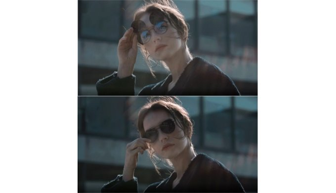 Clip-on Sunglasses (EASY FLIP) | SUNGUARD OPTICAL CO., LTD.