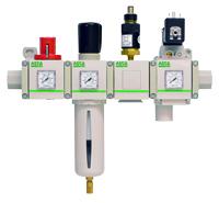 Nouvelle gamme de traitement de l'air série 652 d'ASCO