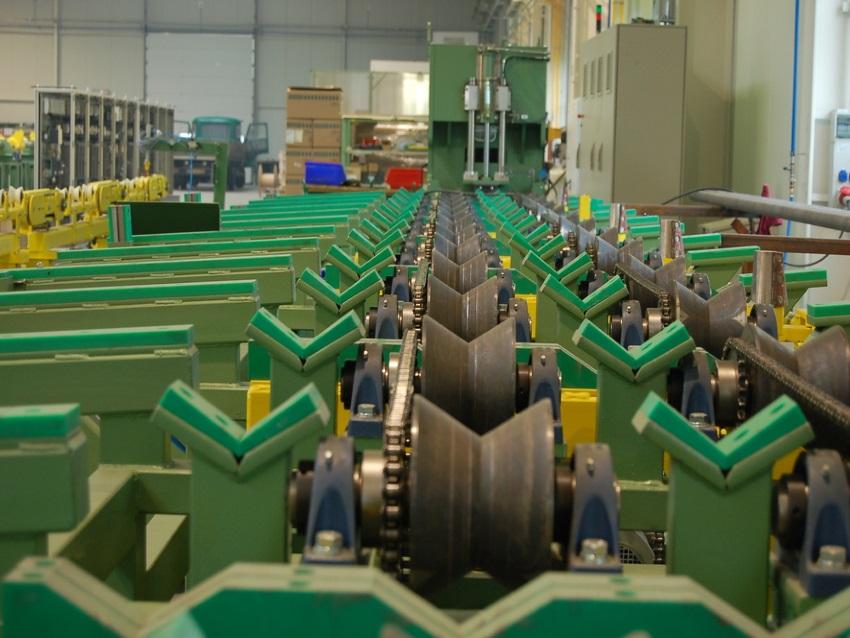 Stroje na úkosování trubek a sražení hran trubky Úkosovací stroje Prestar jsou využívány pro sražení...