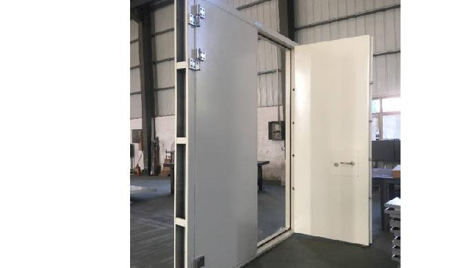 Anti Blast doors