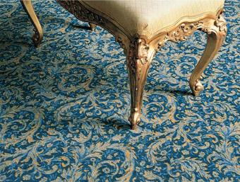 Hotelinrichting en interieur textiel