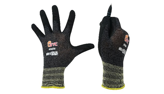 [ECO Gripmaster_3285SPZ] MULTI INDUSTRY & FOOD CONTACT GLOVE