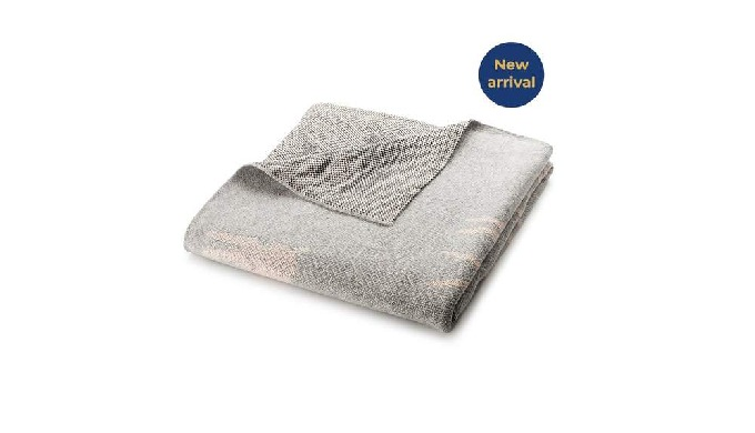 This magical jacquard Baby Blanket from the house of Vkaire is tailor made to give your little one's...