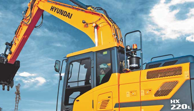 Excavators are the heavy duty construction equipment. These are commonly used for clearing the site,...