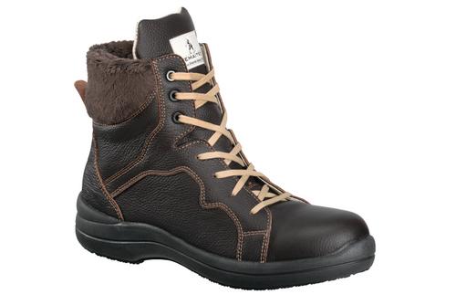 Vyšší dámská kotníková obuv S3 - BRUNELLE S3