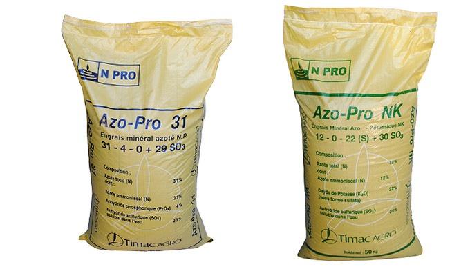 À la source de nos solutions de fertilisation, des extraits d'algues ou d'autres végétaux, qui prése...