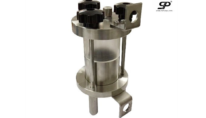 CNC machining components for laboratory equipment