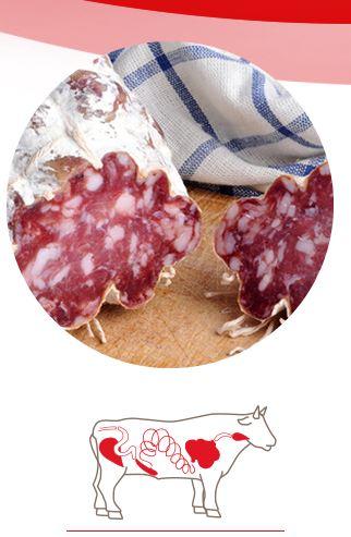 Distribution de boyaux naturels calibrés menu, baudruche, gros de bœuf calibré