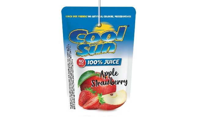 Cool Sun 100% NO Sugar Added Juice