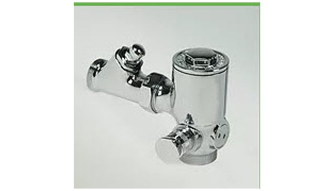 FITTED WITH FLOW CONTROL VALVE No. VV405