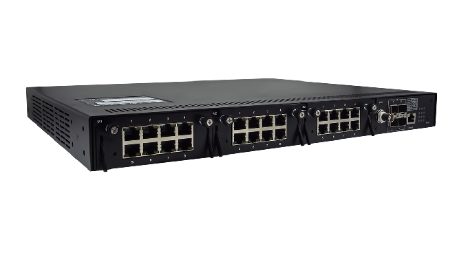 RHG9528 / Industrial Ethernet Switch / Industrial Managed Switch