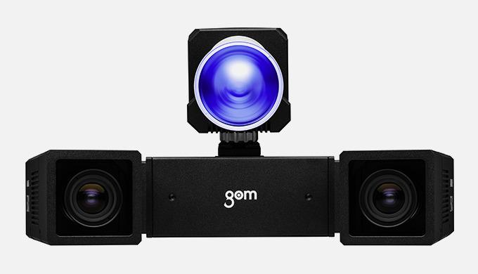 Gamme ARAMIS - Capteur de déplacement et de déformation 3D