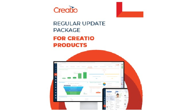 Regular update package for Creatio products