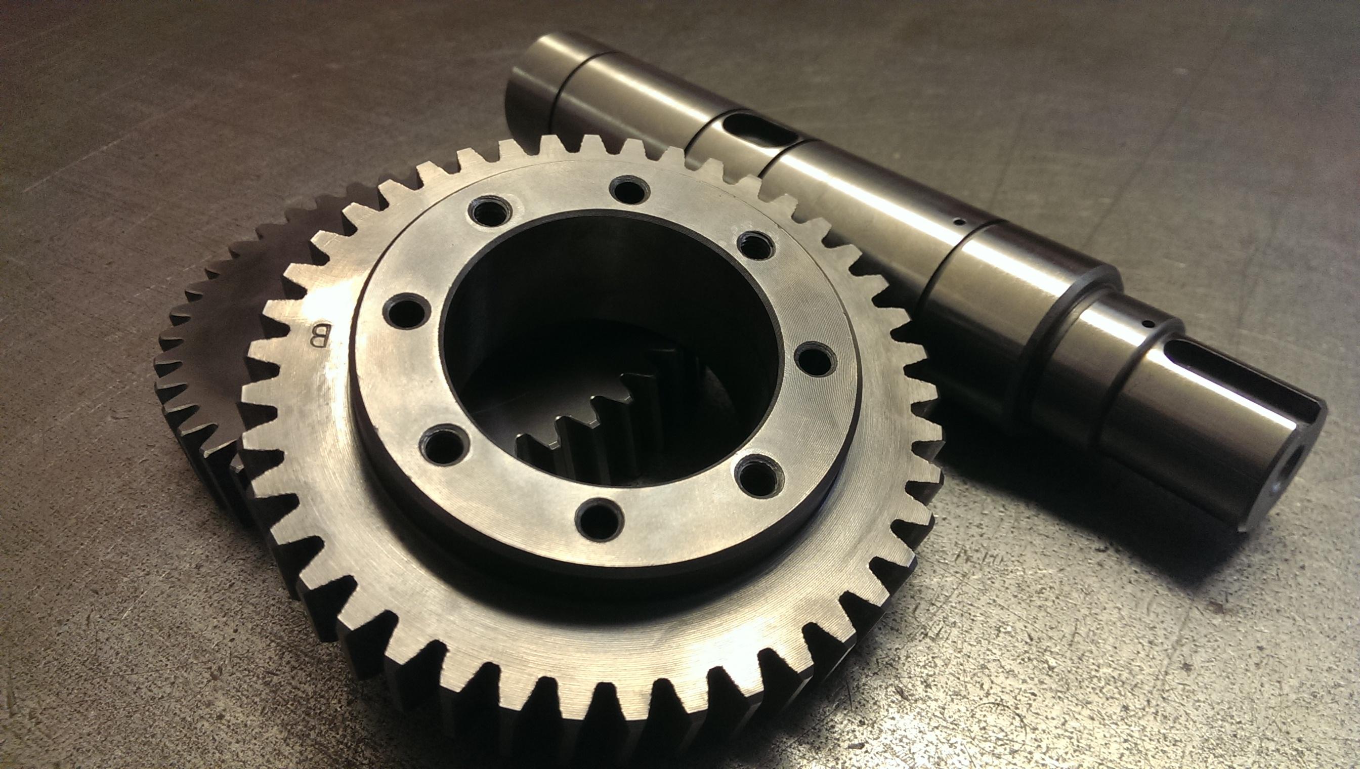 Vibrační převodovka pro vibrační desky Vibrační převodovka je určena pro hutnící stroje ve stavební ...