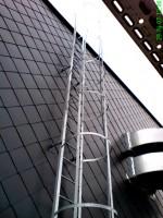 Svařované konstrukce, zábradlí, schodiště