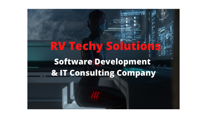 RV Techy Solutions offer Web and Mobile Application Development, Chatbot Development, Artificial int...