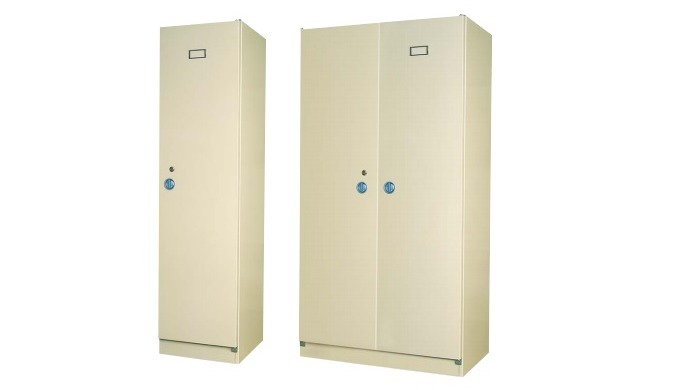 Armoire WR-1000 / WR-1100 | meubles marins de garde-robe de porte simple