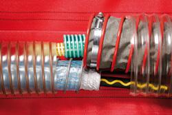 aus Gummi und Kunststoff für die verschiedensten Einsatzbereiche Aluminiumrohre und Metallummantelun...