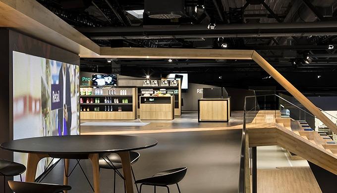 Panasonic otevírá gigantické Centrum technologií (CXC - Customer Experience Center) v Mnichově