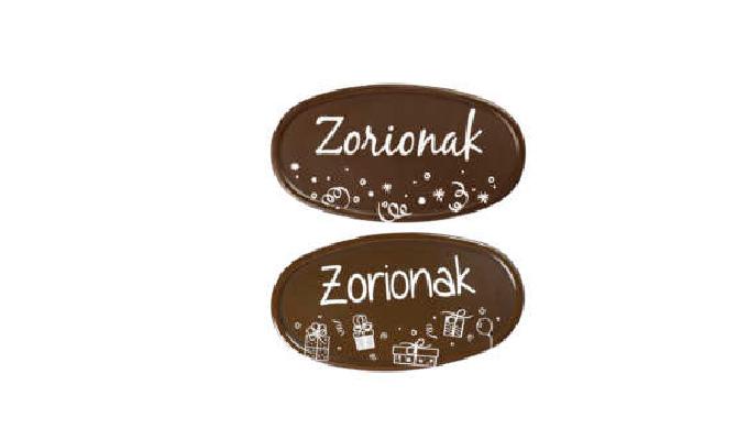 Cartel Zorionak