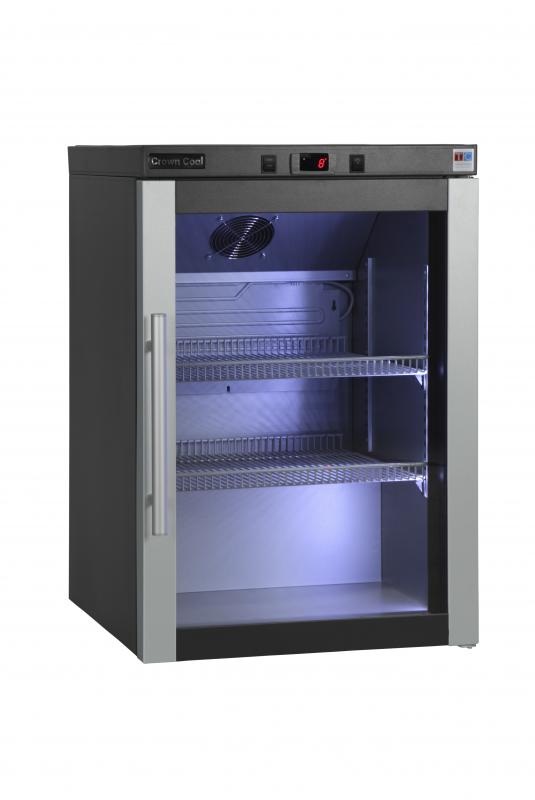 Vitrină frigorifică verticală | TC 160GDAN (J-160 GD)